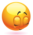 emoticon-blushing